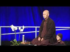 Mindfulness as a Foundation for Health: Thich Nhat Hanh: Vietnamese Buddhist monk Thich Nhat Hanh (known as Thay in his circles) made a rare visit to the Googleplex to lead a half-day Health@Google workshop in the fundamentals of mindfulness. The exercises and rituals of mindfulness lay the path to optimal health and happiness.