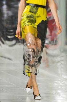 Prabal Gurung at New York Fashion Week Spring 2014 - StyleBistro