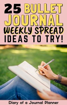 Make your best bullet journal weekly spread ever with these 25 stunning layout and theme ideas! Plus a free weekly spread printable! #bulletjournalweeklyspread #freeprintables #bujoprintables #Bujo #Bulletjournalideas Bullet Journal Printables, Bullet Journal Layout, Bullet Journal Inspiration, Journal Ideas, Weekly Planner Template, Printable Planner, Gratitude Journal Prompts, Bujo Weekly Spread, Bullet Journal How To Start A