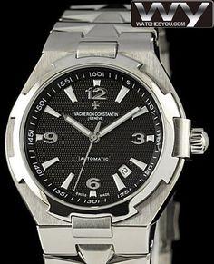 Vacheron Constantin Overseas Mens Watch 47040/B01A-9094