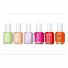 Essie Spring 2012 Navigate Her Collection 6 Bottles 785-790 Beautiful Colors... Next Purchase, great deal $28.65