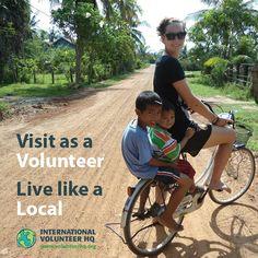 Photo: Chloe (IVHQer in Cambodia) #volunteer #travel