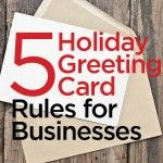 A great read for your business around the holidays. #marketing #greetingcards #business #print