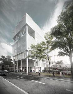 Galería de MOBO Architects diseñará nueva sede de Secretaría de Integración Social (SDIS) en Bogotá - 1