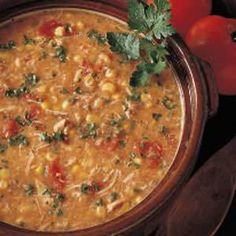 Easy Crockpot Brunswick Stew