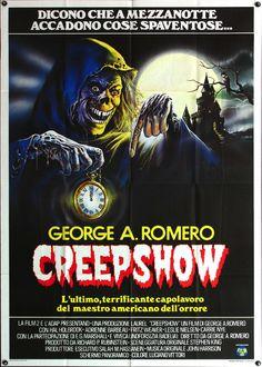 Creepshow #HorrorMovie #Horror80s #HorrorRetro