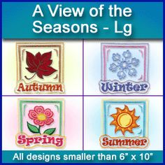 A View of the Seasons Design Pack - Lg