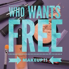 Let's get a Party started for you ASAP so we can get you some FREE makeup!! #younique #freemakeup