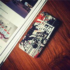 ストリートファッションブランド ステューシーstussy iphone7ケース