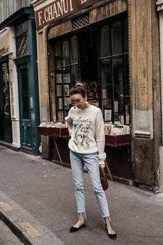 Effortless Parisian Style