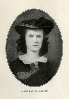 Sarah Morgan Dawson | Entries | KnowLA, Encyclopedia of Louisiana