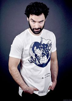 """Aidan Turner for """"Save the Arctic"""" Campaign"""