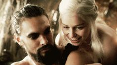 No more laughing and cuddling. | An Open Letter To Everyone Who Still Misses Khal Drogo
