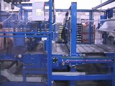 SV144 Continuous Motion Inline Automatic 66-15 - Wrapping Corrugated Boxes.wmv