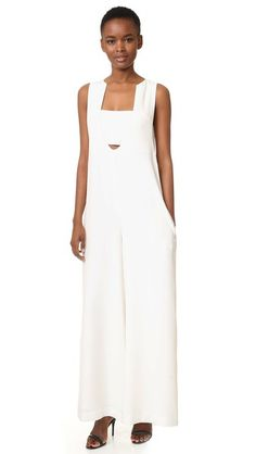 Opening Ceremony Talene U Neck Jumpsuit