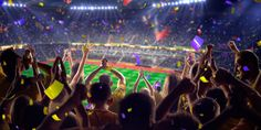 Stimmung wie im Stadion auf Deiner Party!