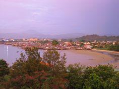 fishermen village; kota kinabalu ; borneo Kota Kinabalu, Borneo, River, Outdoor, Outdoors, Outdoor Games, The Great Outdoors, Rivers
