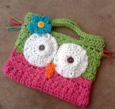 Owl purse $16