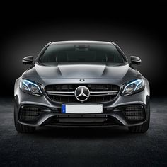 The exterior of the new AMG E63 is all about sinuous edges & defined muscles. It's okay to stare. #Mercedes #Benz #EClass #AMG #TheBestOrNothing
