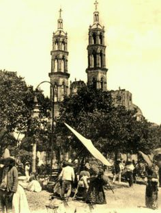 Tepic Nayarit (1904 )....(my Dad was born here in 1917).
