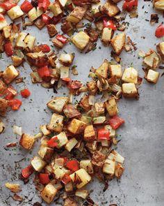 Roasted Potato Hash Recipe