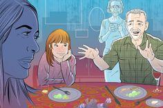 The Secret Benefits of Retelling Family Stories - WSJ