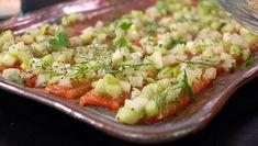 Julens ceviche Ceviche, Potato Salad, Cabbage, Hygge, Appetizers, Potatoes, Vegetables, Ethnic Recipes, Tv