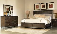 Picture of Richmond County Bedroom Suite (King)