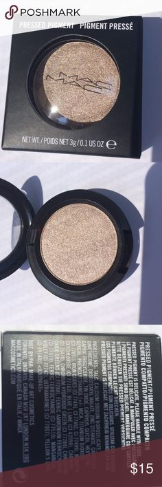 MAC eyeshadow Blonde Streak Brand new never used in box. No trades MAC Cosmetics Makeup Eyeshadow