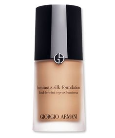 Giorgio Armani Luminous Silk Foundation - Best Beauty Buys 2014: All-Star Edition - Makeup - InStyle.com