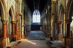 "Richmond Hill's Abandoned ""Famine Church"", Once the Hub of Leeds' Irish Community"
