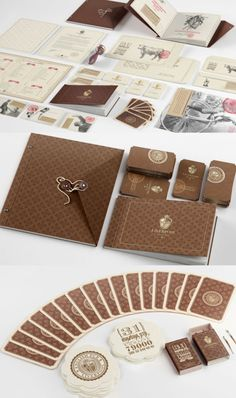 Excellent design of corporate identity & brand  Identity design.