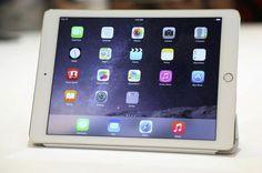 Pre-orders for iPad Air 2 begin