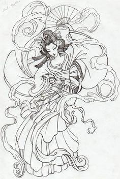 2006 - Sketch. Grafite em papel.Deborah Soares. Mais em: facebook.com/dehtattoo