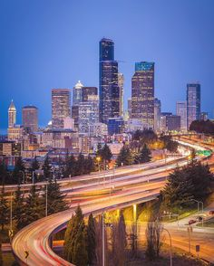 "183 Likes, 2 Comments - Toby Harriman Visuals (@tobyharriman) on Instagram: ""A classic Seattle view!"""