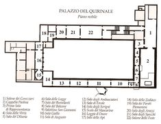 St James Palace Plan Of The State Apartments First