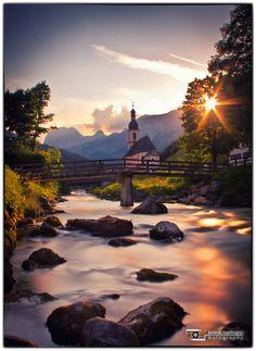 Ramsau - Bavaria, Germany