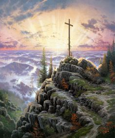Sunrise - Canvas Classic - Thomas Kinkade Shop Online - via http://bit.ly/epinner    I own this incredible signed canvas print (special edition)