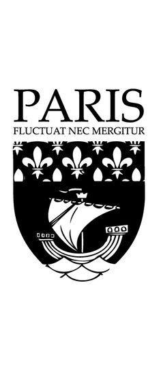 This is the motto of Paris : Fluctuat Nec Mergitur (tossed by the waves, but not sunk). Paris is immortal. Paris 13, I Love Paris, Gaule Romaine, Pray For Paris, November Rain, Paris Ville, Ex Libris, France, Tour Eiffel