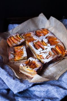 Apricot Pistachio Cardamom Bars   The Baking Bird