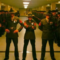 United States Marine Corps Drill Instructors  You Hate Them / You Love Them Forever.. Ooh Rah.. Maj.DOC USMC (Ret)