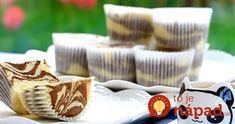 Konečne fantasticky vláčne muffiny: Z tohoto cesta robím bábovky aj koláče, nemá konkurenciu! Place Card Holders, Cooking, Desserts, Food, Cupcake, Style, Basket, Kitchen, Tailgate Desserts