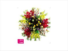 Exporter of artificial flower - Ahmedabad
