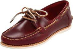 FRYE Women's Quincy 70152 Boat Shoe,Burgundy,7.5 M US FRYE. $147.95