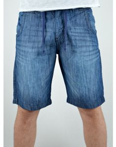 Ανδρικά Ρούχα Denim Shorts, Summer, Blue, Fashion, Moda, Summer Time, Fashion Styles, Fashion Illustrations, Jean Shorts