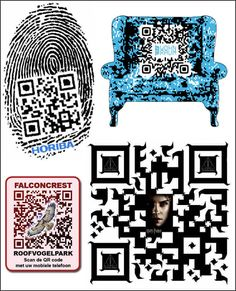 customized qr code - Yahoo Image Search Results