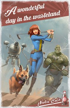 Fallout 4 is such a great game. Fallout Art, Fallout Posters, Fallout Concept Art, Fallout New Vegas, Fallout Funny, Tf2 Funny, Fallout Cosplay, Bioshock Cosplay, Fallout Costume