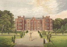 The Regency World of Lesley-Anne McLeod; Stately Homes and Cottages of Great Britain
