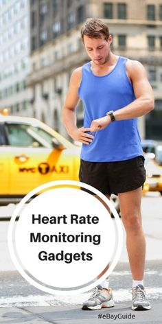 Whether you need to constantly monitor your heart rate or only need your resting heart rate, there is a gadget to get the job done. Fitness Gadgets, Fitness Watch, Heart Rate Monitor, Get The Job, Get In Shape, No Equipment Workout, Your Heart, Fun Workouts, Are You The One