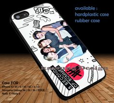 5 Seconds of Summer DOP3116 case/cover for iPhone 4/4s/5/5c/6/6 /6s/6s  Samsung Galaxy S4/S5/S6/Edge/Edge  NOTE 3/4/5 #music #5sos